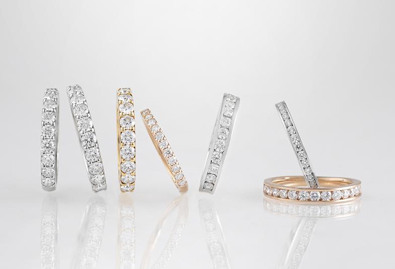 【富士市】結婚指輪でエタニティリングが選ばれる理由とは?人気の理由を調べてみました