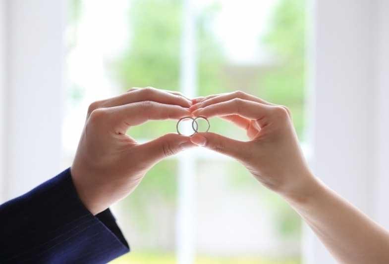 【大阪・梅田】王道シンプルな結婚指輪といえば・・・?