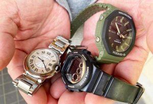 【石川県小松市イオンモール】止まったままの時計、そのまま放っておくと危険!