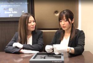 【動画】静岡市時計「女性目線で男性に着けてほしい腕時計」のデザインは?