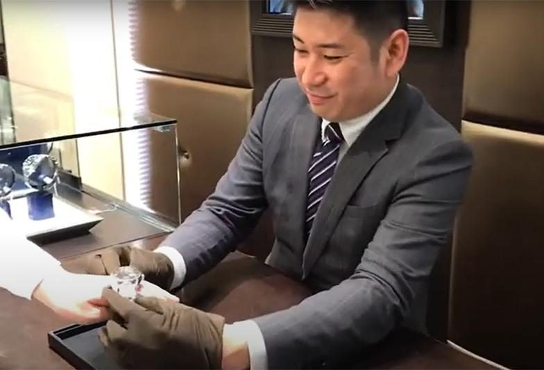 【動画】静岡市 TAG Heuer〈タグホイヤー〉時計 カレラ デイデイト キャリバー5