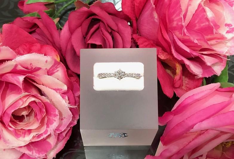 【金沢市】最高峰!「モニッケンダム」の婚約指輪はダイヤモンドがすごい…!