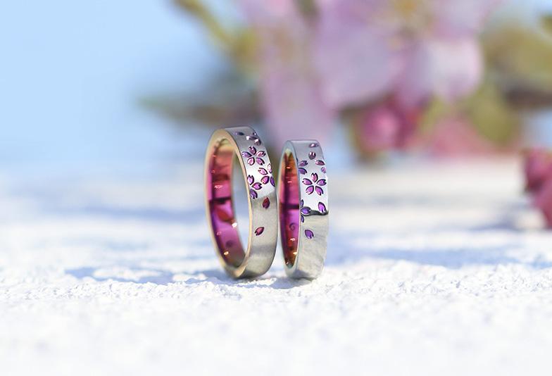 SORA結婚指輪