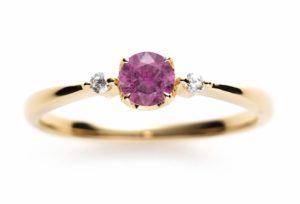 【新潟市】婚約指輪/彼女の誕生石を贈るのは有り?!プロがお答えします!
