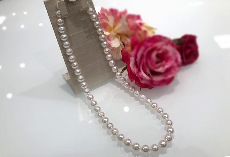 【石川県小松市イオンモール】大切なお嬢様に真珠ネックレスを贈るタイミングとは?