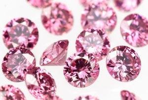 【大阪・梅田】運命の象徴・・・ピンクダイヤの結婚指輪