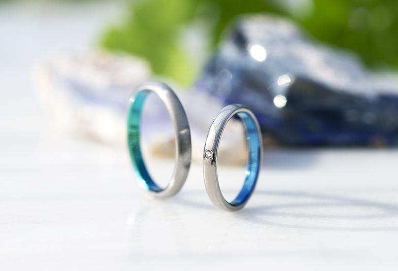 静岡市結婚指輪SORA