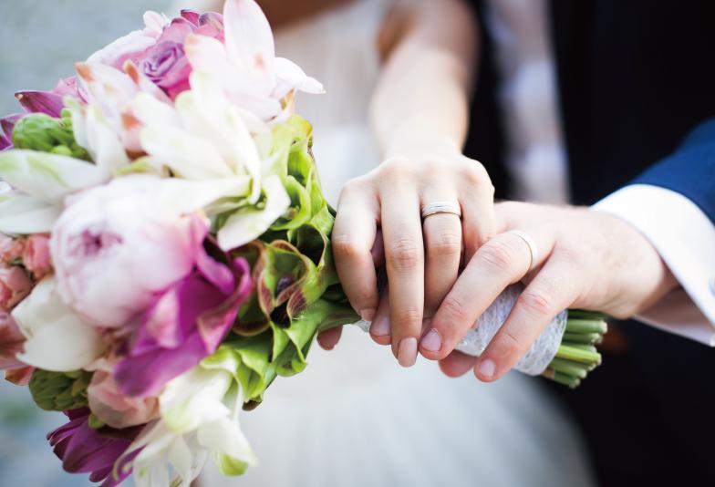 【兵庫県・高砂市】可愛い結婚指輪・婚約指輪紹介