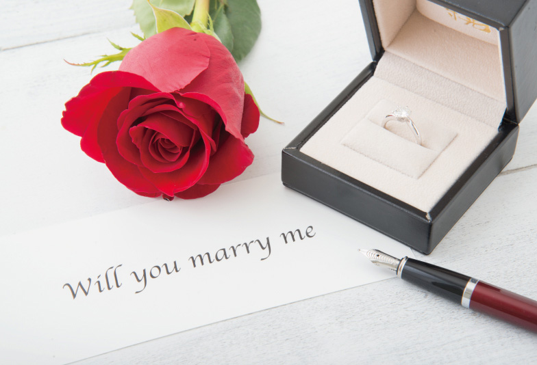 【福山市】サプライズプロポーズを考えている男性必見!女性が喜ぶ婚約指輪おすすめ人気デザインを紹介