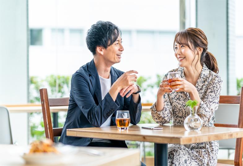 【佐賀市】婚約指輪・結婚指輪を選びながらカフェ気分