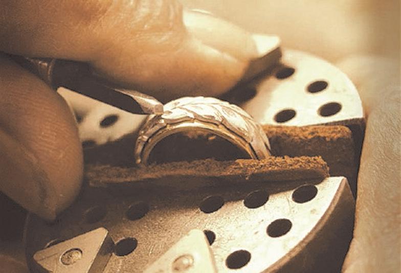 【姫路市】 夏婚にオススメ 結婚指輪で選ばれるハワイアンジュエリー