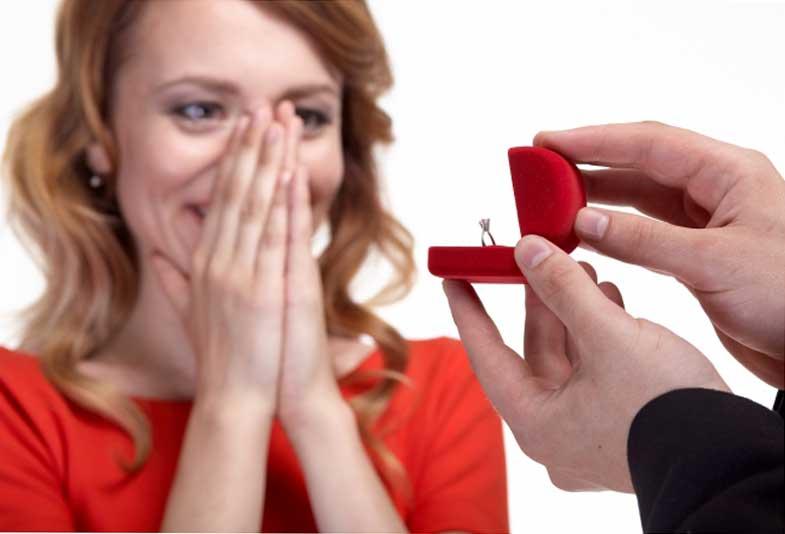 【大阪・心斎橋】指のサイズがわからなくても大丈夫!サプライズプロポーズを大成功させるプランとは??
