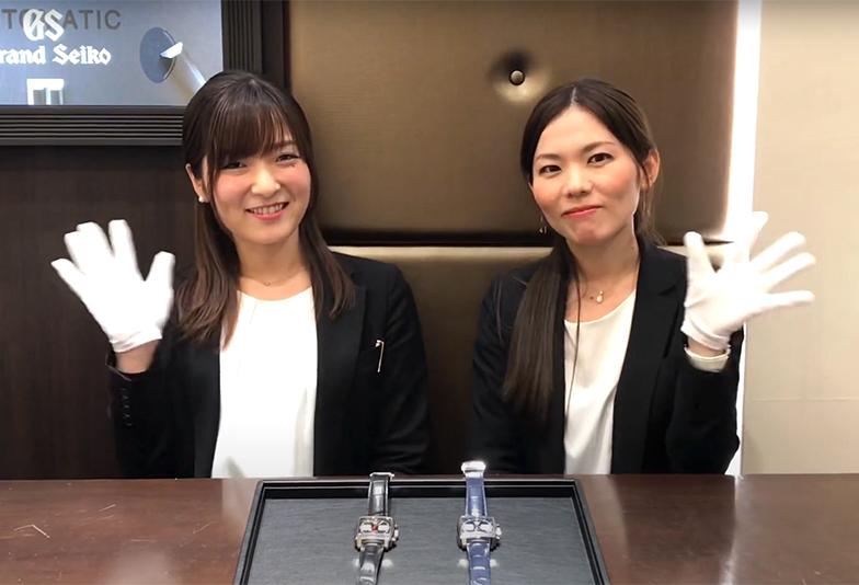 【動画】静岡市 TAG Heuer〈タグホイヤー〉時計 女性が選ぶ「男性に身に着けてほしい時計」とは?