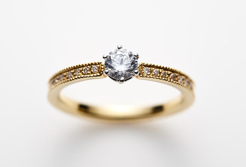 【福井市】婚約指輪、アンティーク好きな彼女に贈りたい!「ロゼット」の魅力って?