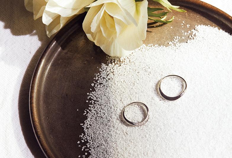 【静岡市】結婚指輪で人気のブランド「星の砂」おすすめデザインに迫る!