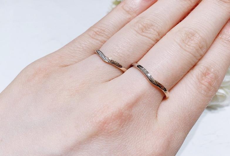 【富山市】結婚指輪、普段使いにダイヤモンドは付いていても大丈夫?
