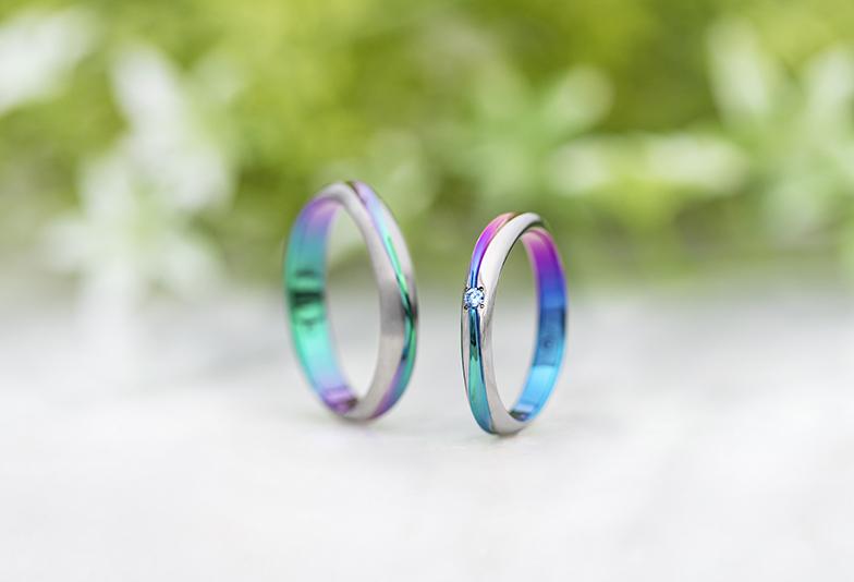 結婚指輪 SORA アレルギー