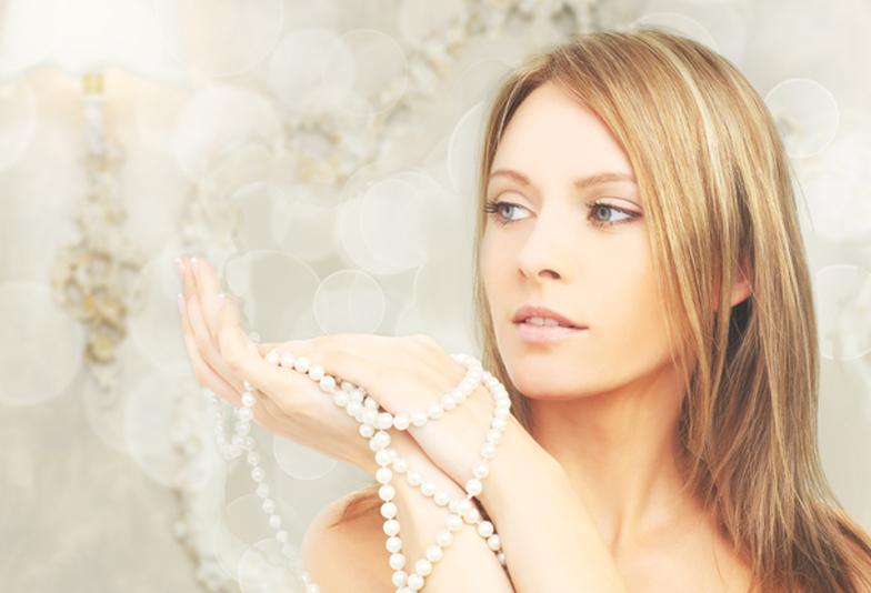 【久留米市】真珠ネックレスは体形や用途によって決める?パールネックレス選び