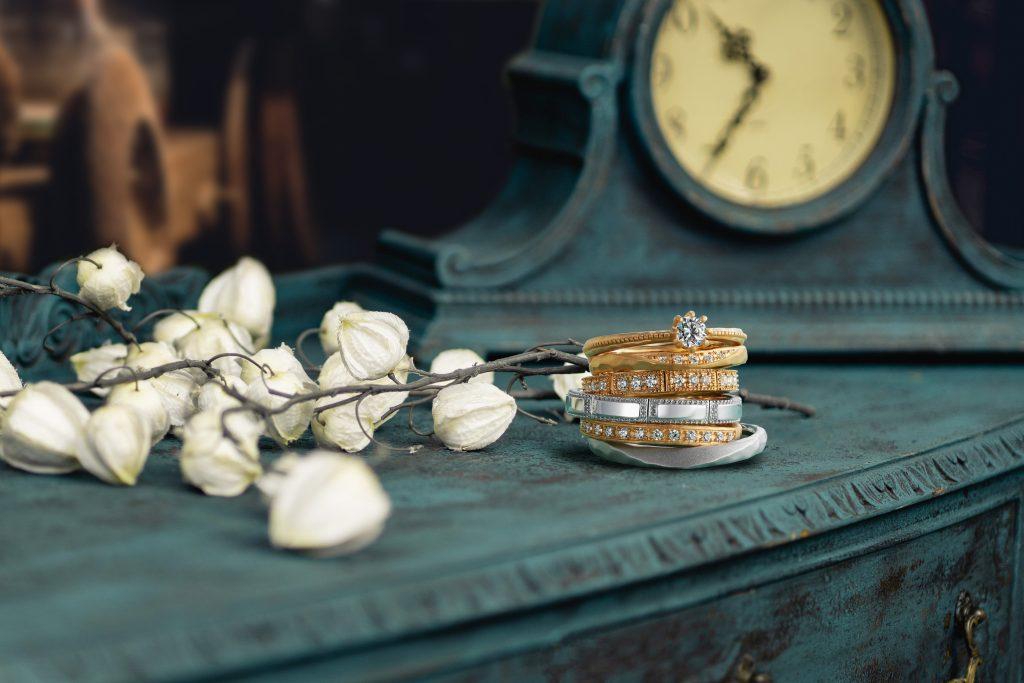 【静岡市】アンティーク好きな私が一目ぼれした婚約指輪!シュシュナのエテェネル