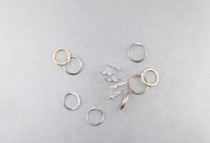 【静岡市】結婚指輪選びが難航中のおふたりも「FORTEフォルテ」のCONTENTO(コンテント)なら悩み解消!