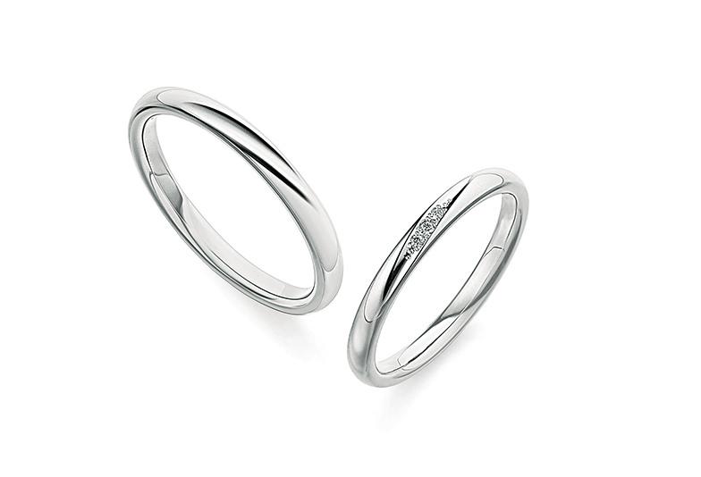 結婚指輪 シンプル
