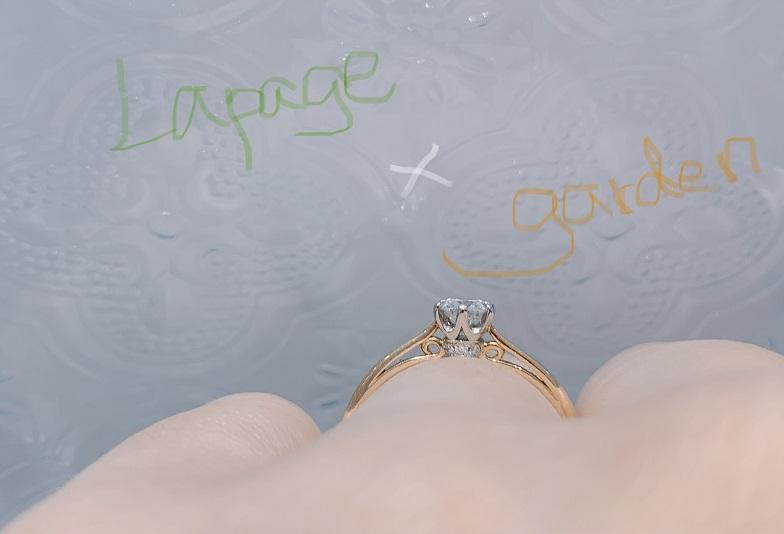 【神戸三ノ宮】オシャレと話題に!!LAPAGE ラパージュの婚約指輪人気ベスト3とは?