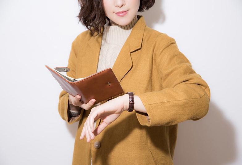 【いわき市】30代女性におすすめ!!10万円台のレディースウォッチ