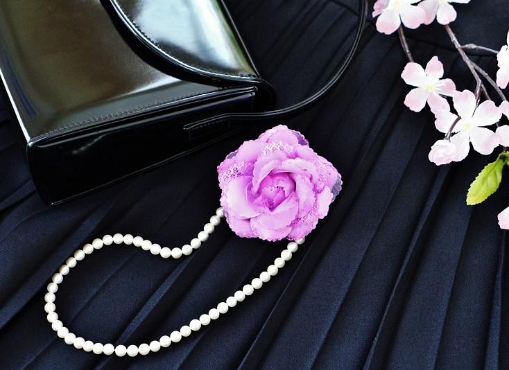 野々市市で入学式に着けて行きたい真珠のネックレス