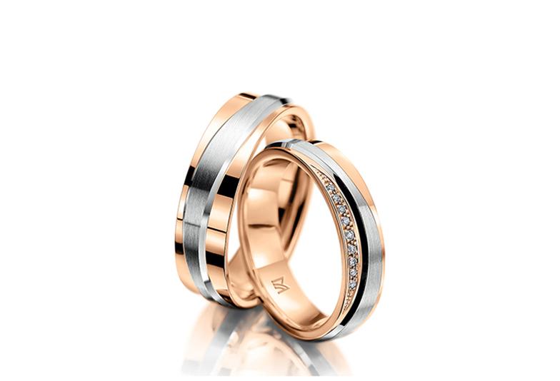 日本限定モデル。人気の結婚指輪です。