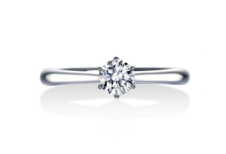 婚約指輪シンプル