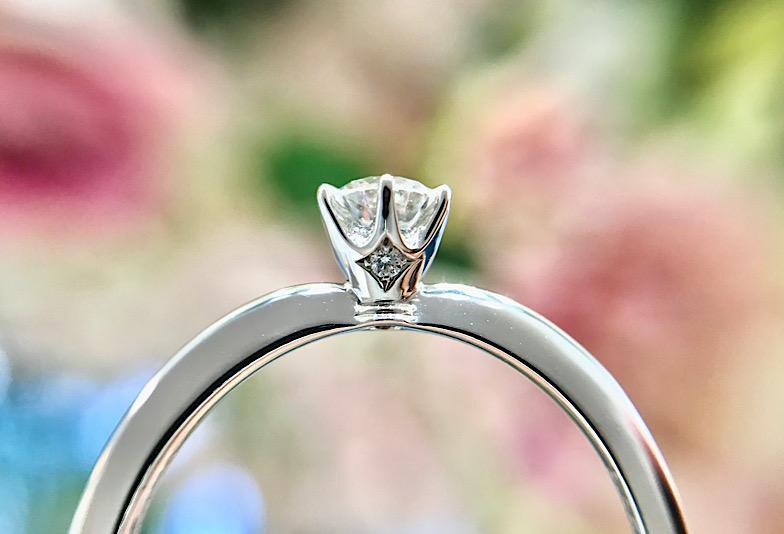 【富山市】プロポーズをしたい方必見!婚約指輪は世界最高峰の輝きのダイヤモンドを選ぼう!