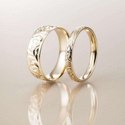 マカナの結婚指輪