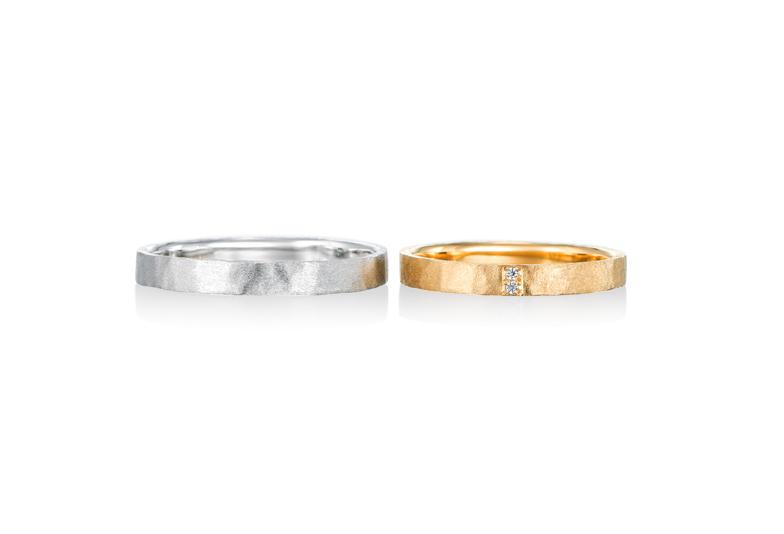 トワエトワの結婚指輪