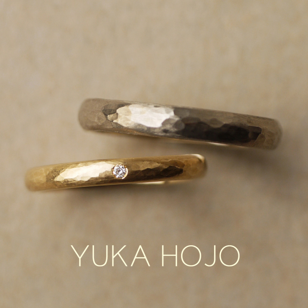 YUKAHOJOの結婚指輪はgarden神戸へ 3