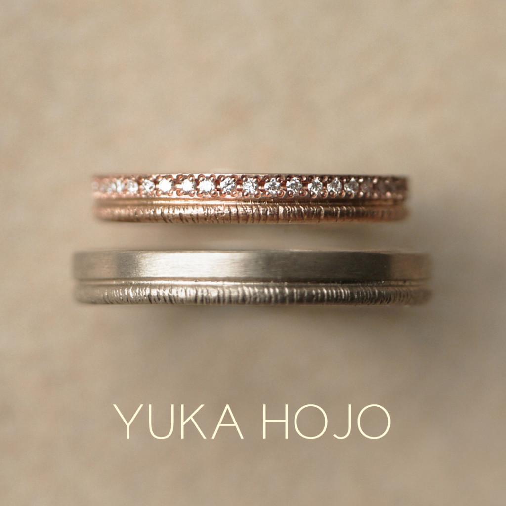 YUKAHOJOの結婚指輪はgarden神戸へ 1