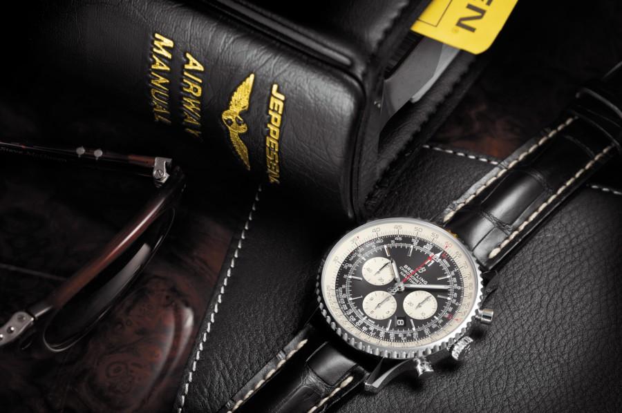 【郡山市】スマホで選べる機械式時計【ブライトリング】