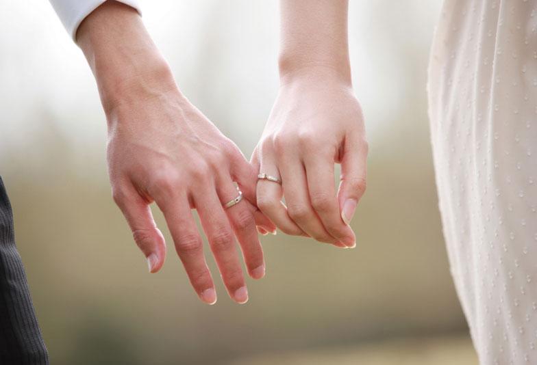 【浜松市】結婚指輪はいつから身に着ける?人気のタイミング3つ