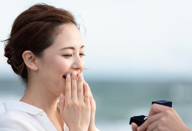 【静岡市】サプライズプロポーズするなら婚約指輪はマスト!最短で用意する方法3選
