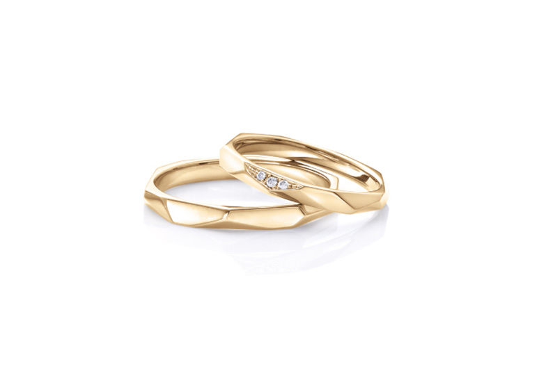 ネイチャーの結婚指輪