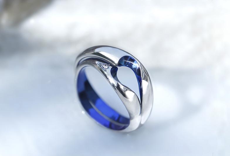 結婚指輪Zr