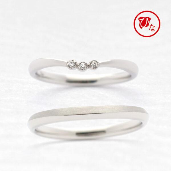【姫路市】和ブランド結婚指輪