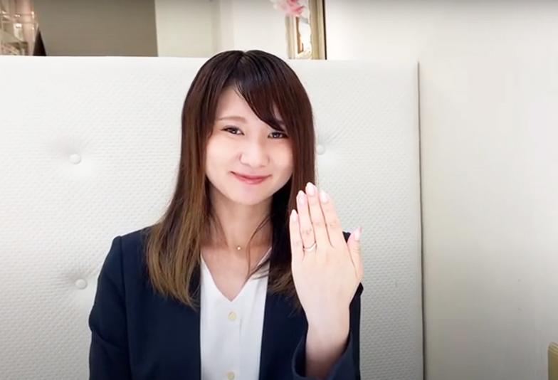 【動画】静岡市 Milk&Strawberry〈ミルク&ストロベリ-〉結婚指輪 LIMPIDE ランピード 恋愛時代の無邪気な気持ち