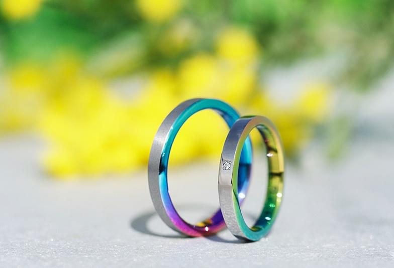 【金沢・野々市】「結婚指輪でワタシという色を表現する」それが出来るのはSORAだけ!