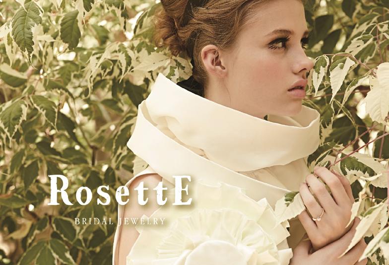 【宇都宮市】『尊敬と愛を込めて』お互いに贈り合う結婚指輪 ロゼット