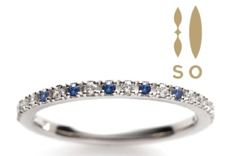 So/So Smart Words marriage ring picture