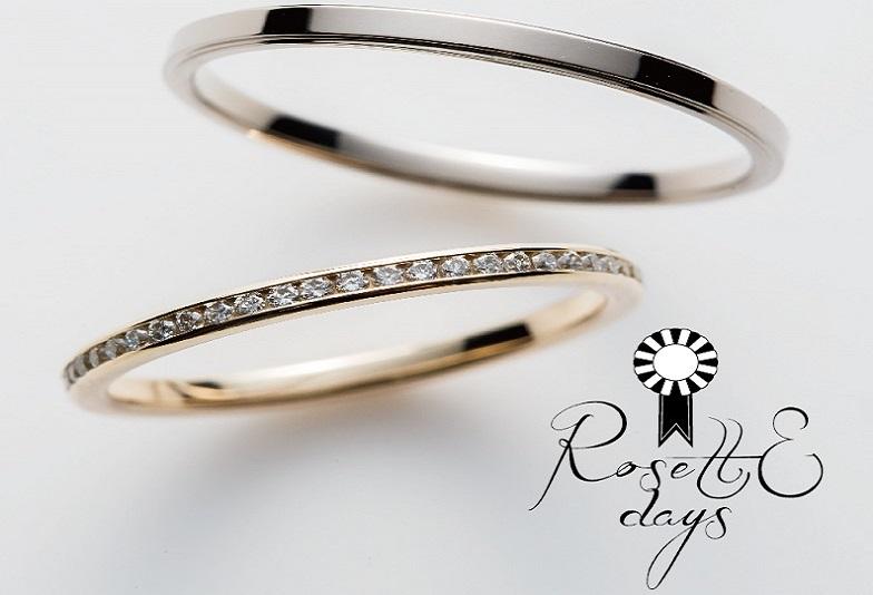 【大阪・梅田】細くて強度がある結婚指輪といえば!
