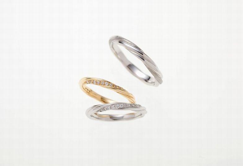 泉州結婚指輪人気デザイン