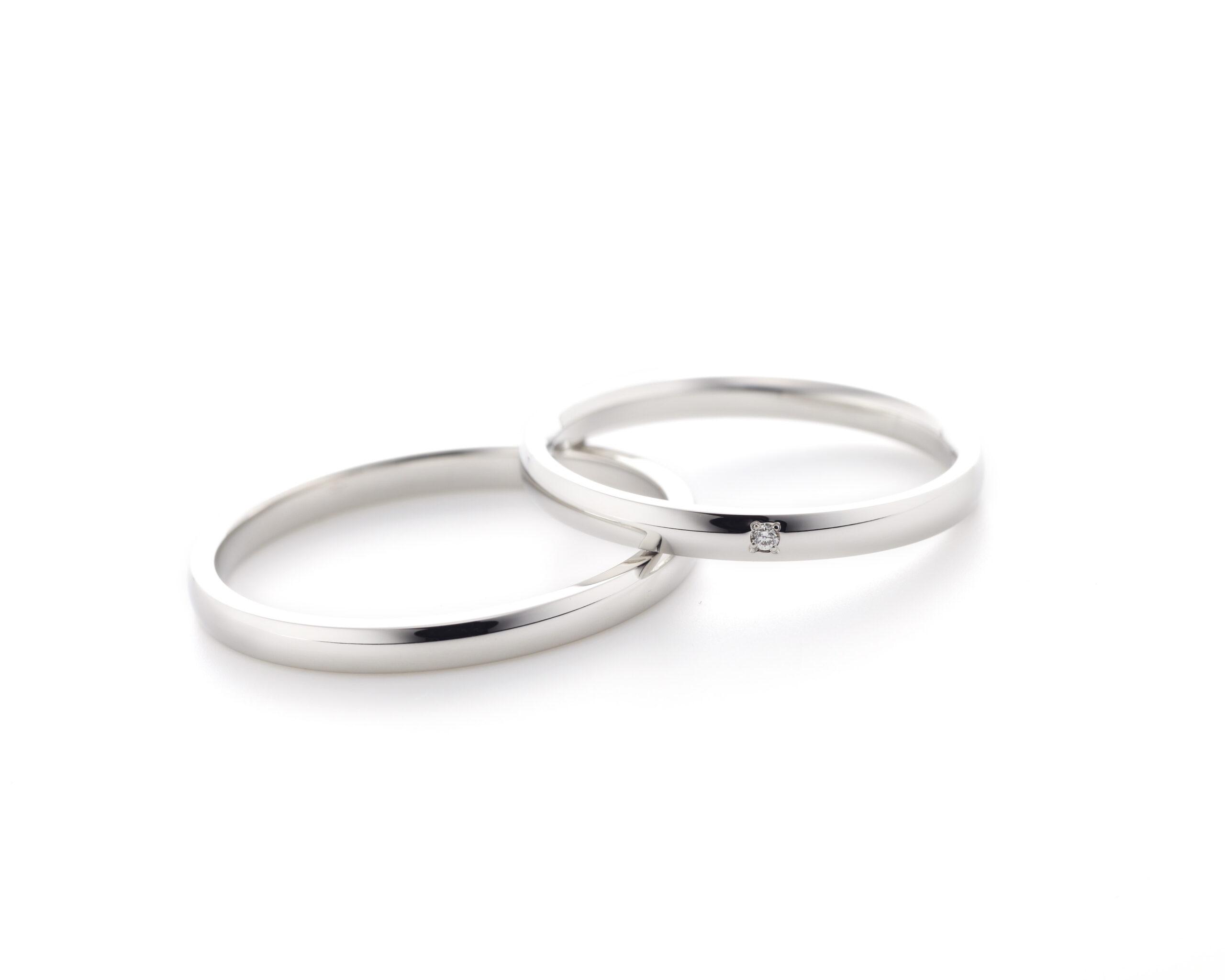 結婚指輪プラチナ