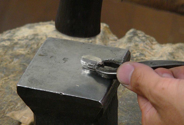 浜松市結婚指輪鍛造リング