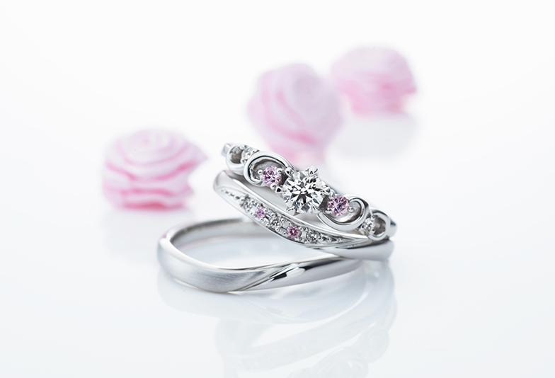 可愛いだけじゃない「ピンクダイヤモンド」の魅力